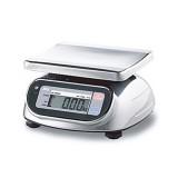 WP-10K 방수전자저울|5g ~ 10kg|/방수형/저가형/보급형/정밀전자저울/식당용/제과/제빵용/밧데리/WP-1000/2000/5000/10K/20K/30K/AND/10kg