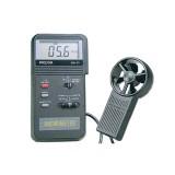 AVM-03|디지털풍속계|/TES/풍속측정기/바람개비형풍속계/anemometer/airvelocity/AVM03