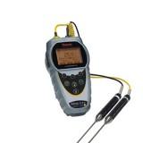 Temp 300|2채널 기록형 온도계|/휴대용/Thermo/Temp300k/온도측정기/금형/표면/유체/측정계