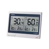 PC-5400TRH|디지털 온습도계|/온도/습도/온습도측정기/측정계/탁상용/벽걸이용/스탠드/SATO/사토/일본/JAPAN