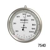 7540 정밀급 온습도계 실내온습도계/Temperature/SATO