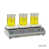 HS15-03P|멀티 자력식 가열교반기|HS15-26P 자력교반기 자력식교반기 핫플레이트 가열식교반기 HOT PLATE 교반기