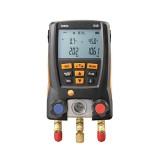 testo 549|디지털 매니폴드 게이지|520560 0550/테스토/압력계/차압계/측정기/매니폴더/냉동/공조/메니폴드게이지/메니폴더