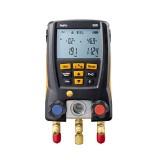 testo 550|디지털 매니폴드 게이지|0563 1550/테스토/압력계/매니폴더/측정기/공조/냉동/메니폴드게이지/메니폴더