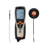testo 635|열관류율 측정기|/TESTO/온도계/테스토/열관류율측정/U-VALUE/유밸류/유벨류/그린리모델링/열관류율세트/UVALUE